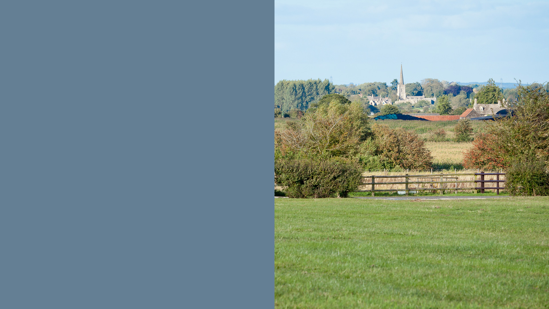 Willow Farm the home of Flint & Lambourn Marquees Ltd
