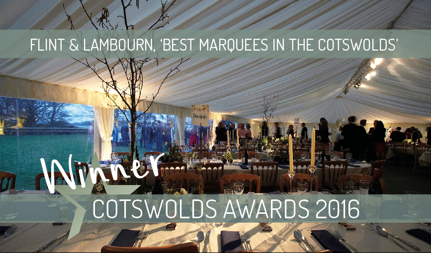 FLM Best Wedding Marquees in The Cotswolds