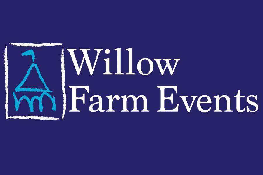 Willow Farm, the perfect venue.