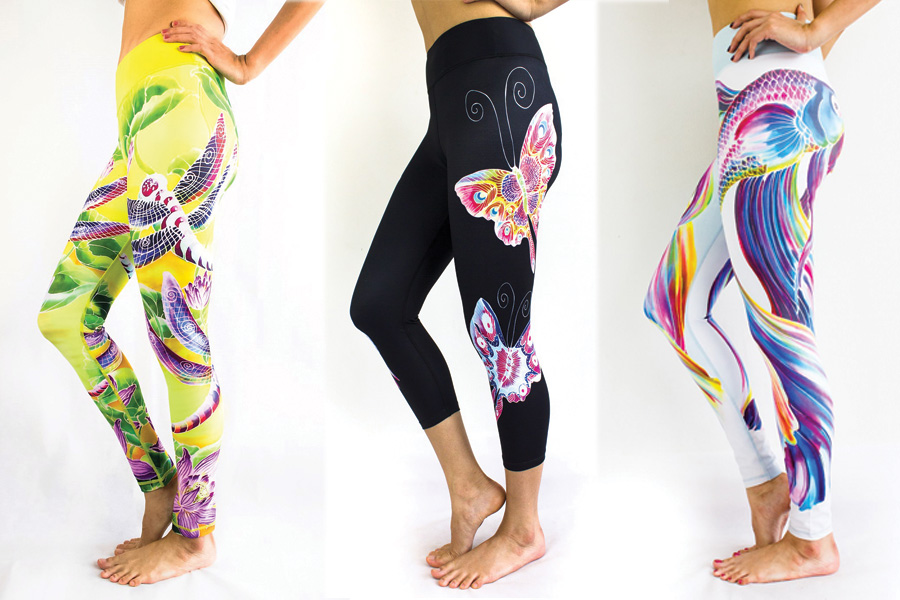 manniepurayoga - Yoga Leggings